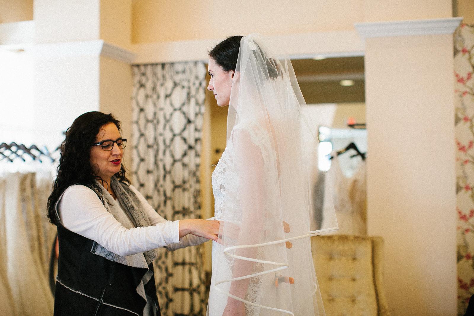 Wedding Wednesday: Trying On Wedding Dresses    Dallas, TX | BEING //  BRIDGET